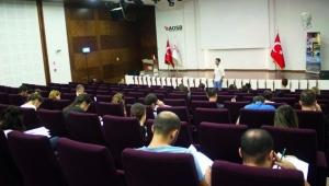 AOSB'nin İngilizce kursunda ikinci etap başlıyor