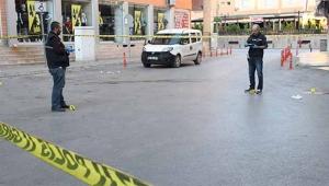Bir kişi sokak ortasında vurulmuş halde bulundu