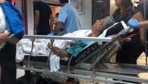 Dişi uyuşmayan genç doktoru bıçakladı