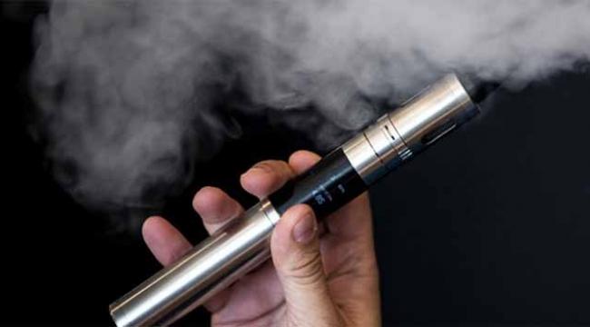 Elektronik sigaradan 8. ölüm