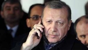 Erdoğan'dan Şaziye Erdoğan'a tebrik telefonu