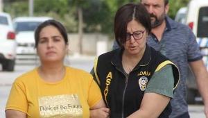 Erkek arkadaşını oğluna öldürttü cezası belli oldu