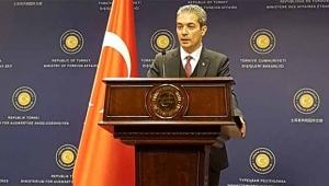 Güney Kıbrıs Rum Yönetimi'ne tepki