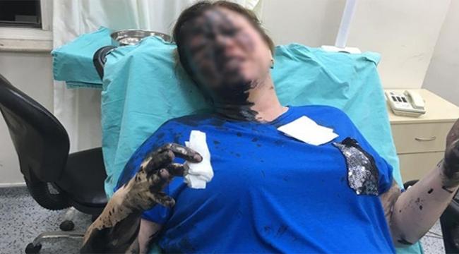 İş kadınına terör estiren zanlı tutuklandı