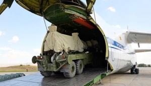 S-400'lerin ikinci bataryasının Ankara'ya intikali tamamlandı