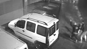Taksiciyi döve döve öldürdü tahliye edildi