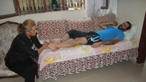 Tek isteği bacak uzatma ameliyatı