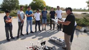 THK Üniversitesi'nden İHA pilotluğu fırsatı