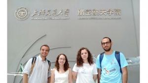 Türk öğrenciler uzay kampında 2'nci oldu
