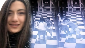 Üniversiteli genç kız asansör boşluğuna düştü