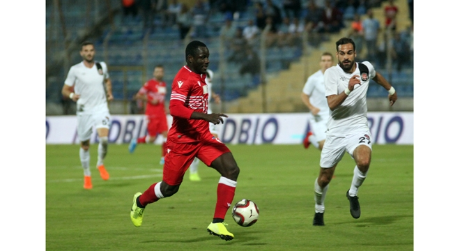 Adana Demirspor'da işler iyi gitmiyor:1-1