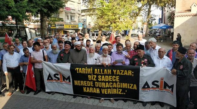 Barış Pınarı'na Fetih duası