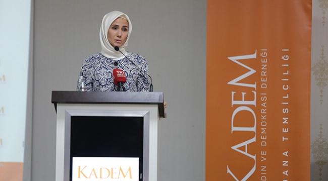 Bayraktar: Kadınlar siyasete maruz kalmamalı