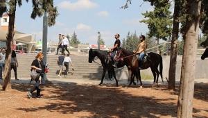 Ç.Ü.'de 'Öğrenci Kulüpleri Tanıtım Günleri' başladı