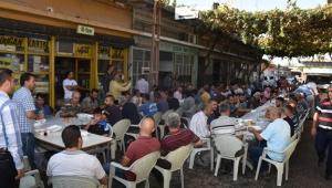 """""""Ceyhan Belediyesi oturarak yönetilmez"""""""