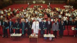 Diş Hekimliği Fakültesi yeni mezunlarını uğurladı