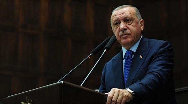 Erdoğan: 32 kilometreyle sınırlı kalmayız