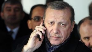 Erdoğan, merhum oyuncunun eşini aradı