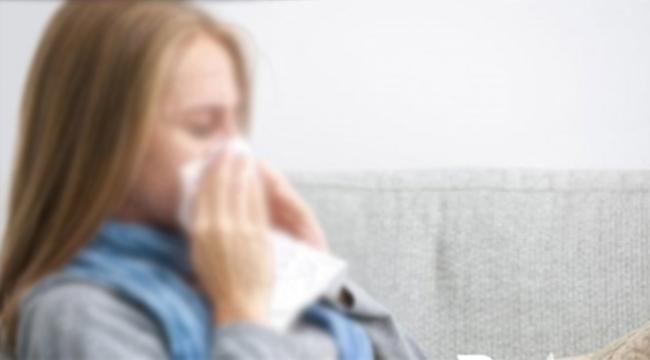 Grip olduğunu düşündü canından oldu