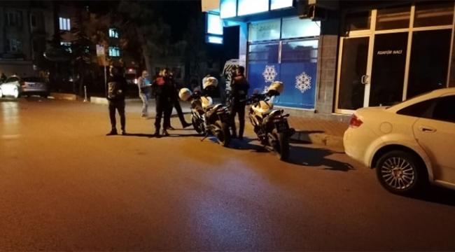 İki kardeşe sokak ortasında silahlı saldırı