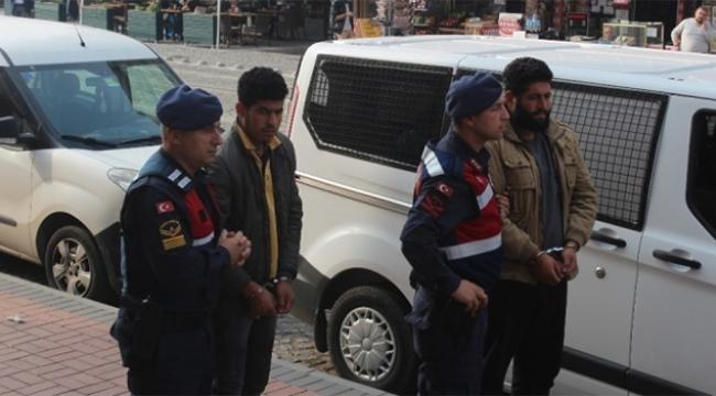 Kafa kesen teröristin 4 öğrencisi yakalandı