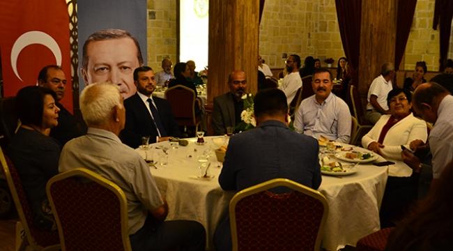 Kocaispir: Barış Pınarı Harekatı toplumu tek vücut haline getirdi