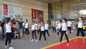 M1 Adana AVM alışverişin ve sporun merkezi haline geldi