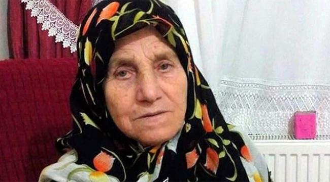 Mantardan zehirlenen yaşlı kadın hayatını kaybetti