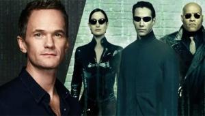 Matrix 4'ün kadrosunda sürpriz isim