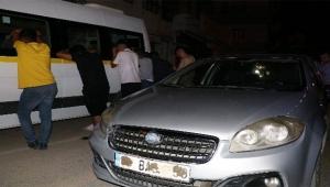 Polisten kaçan yüzü maskeli dört kişi yakalandı