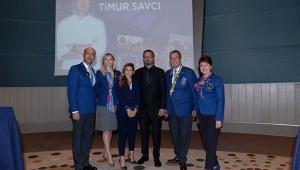 Seyhan Rotary Meslek Hizmet Ödülü Savcı'nın