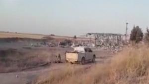 Suriye Milli Ordusu PKK'nın kampını ele geçirdi