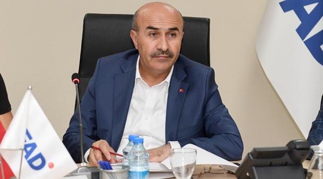 Vali Demirtaş, tamp tatbikatını yönetim merkezinde takip etti