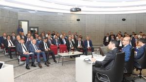 Vali Demirtaş: Yapılan 459 projeden 128'i bitti