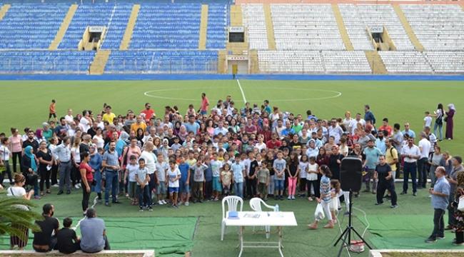 Yavuz: Geleceğin sporcu ordusunu kuruyoruz