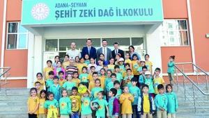 400 öğrenciye daha tuvalet temizliği ve hijyen eğitimi