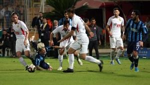 Adana Demirspor 'dan yine hüsran:2-3