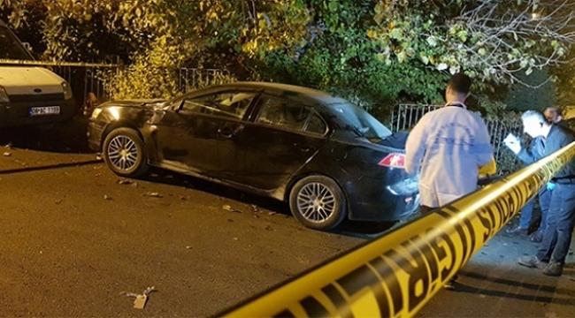 Alkollü sürücü trafik polisine çarptı