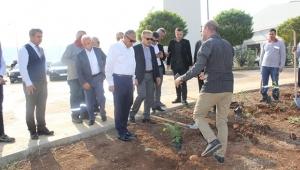 AOSB'den yeşil Türkiye'ye destek