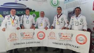 Aşçılar Özbekistan'da Adana rüzgarı estirdi