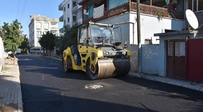 Ceyhan'da asfalt seferberliği
