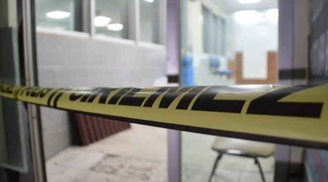 Erkek doktor kadın doktoru silahla vurdu
