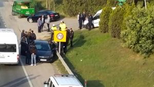 Genç adam aracında ölü bulundu