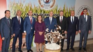 Güldal: Buğday üreticisi mutlu olacak