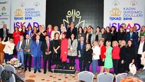 İŞKAD Kadın Girişimci Ödülleri sahiplerini buldu