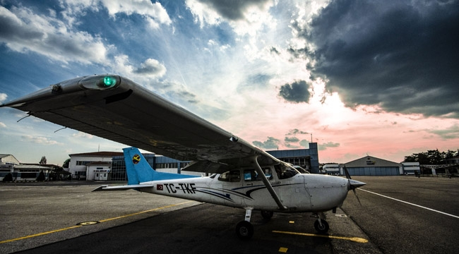 Kazakistan'ın havacılığına THK Üniversitesi destek verecek