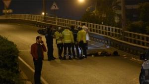 Motosiklet kazasında 1 kişi hayatını kaybetti