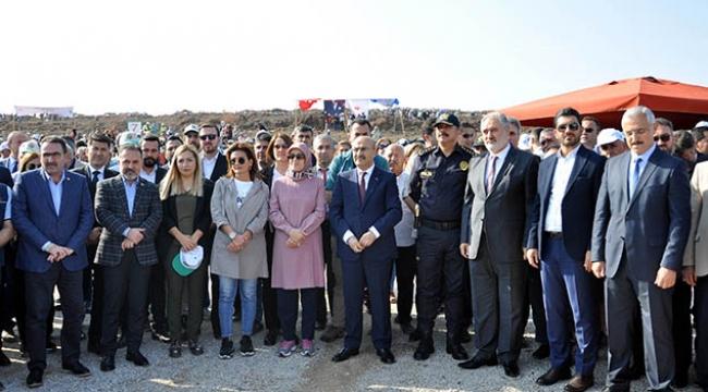MÜSİAD Adana'dan 11 bin fidan