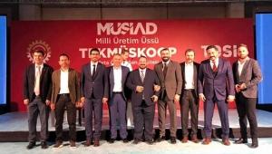 MÜSİAD, Adana'ya 'Orta Ölçekli Sanayi Sitesi' kazandıracak