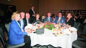 Rotary Meslek Hizmetleri Ödülü Erhan Kamışlı'nın